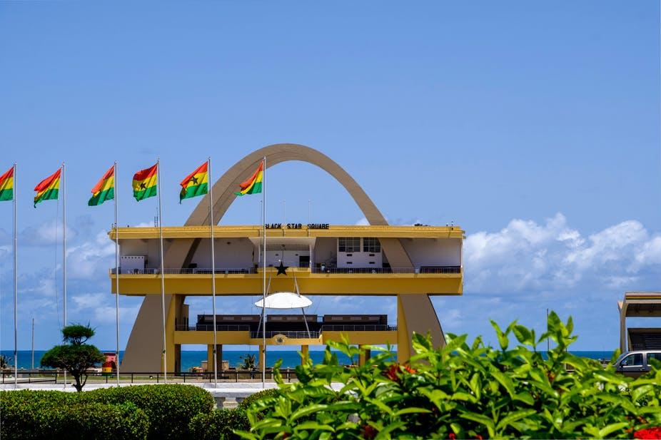Ghana at a glance